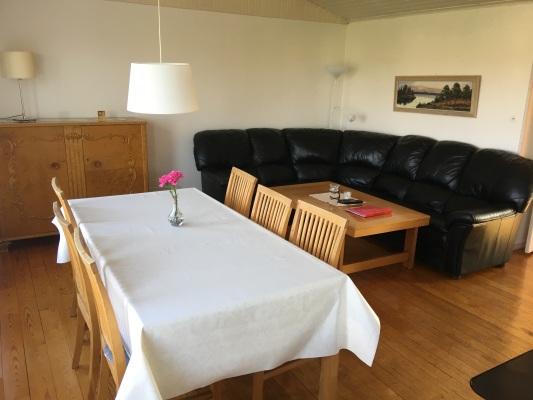 Vardagsrum - Ytterby Stuga 9