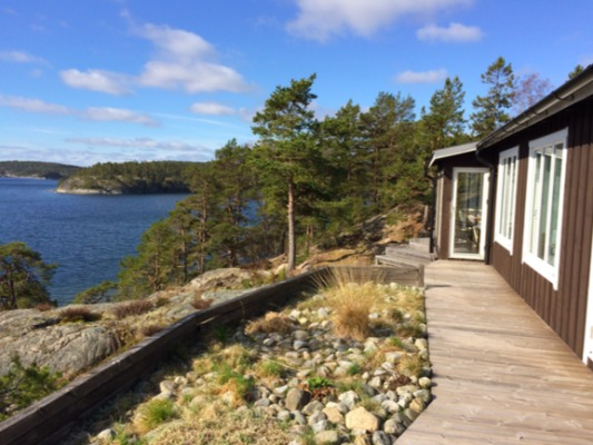 out of house - Muskö Snappudd