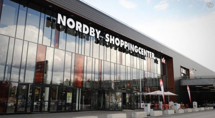 Övrig - Nordby Shopping center