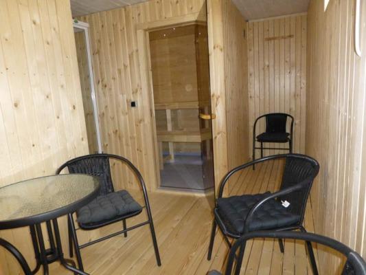 Badrum - Relaxrum med dusch och bastu
