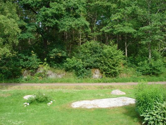 Utomhus - Trädgården