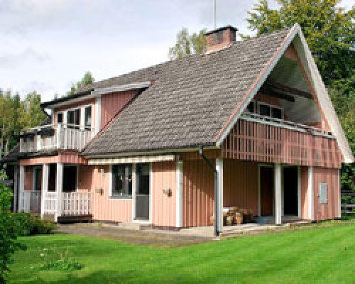 Utomhus - huset