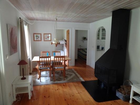 Vardagsrum - Vardagsrum/matbord