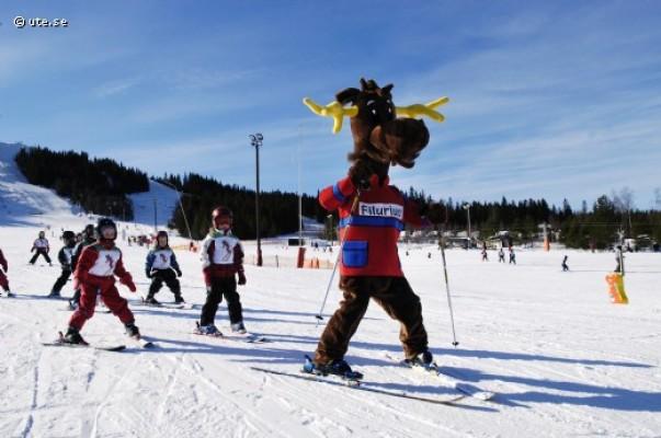 Omgivning - Skidskola Säfsen alpin