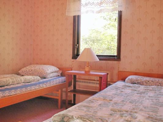 Omgivning - sovrum
