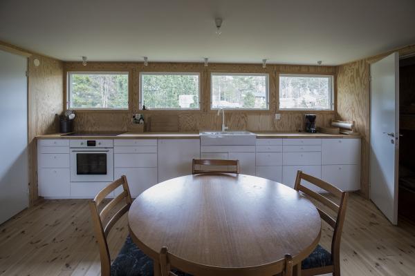 Küche - Sjöblick Västanvik