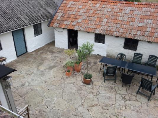 Terrass - Den inre gården