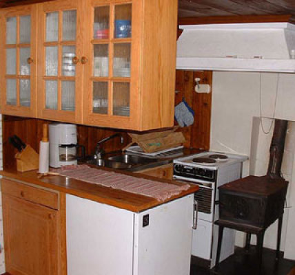 kitchen -