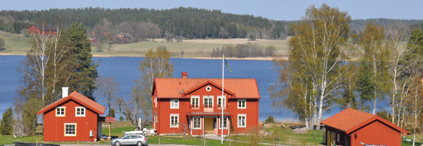 Holiday in fantastic mansions around Sweden CLICK HERE!
