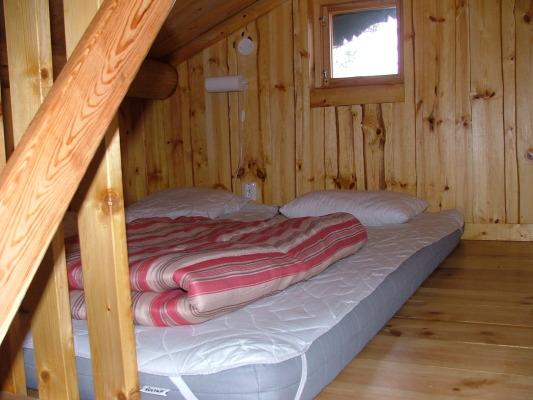 Övrig - Sovloft med 2 madrasser