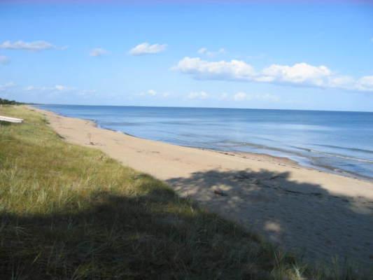 på sommaren - Stranden