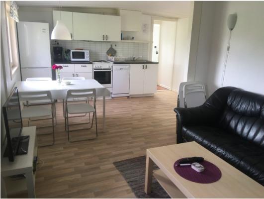 Wohnzimmer - Ytterby stuga 16
