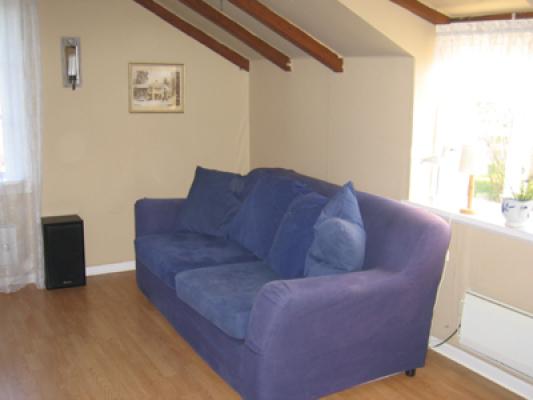Vardagsrum - soffa