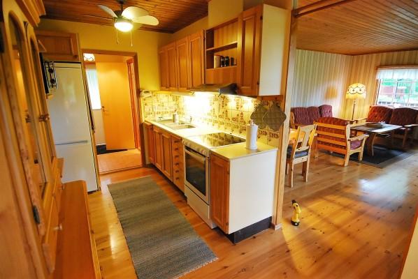 Kök - Kök och vardagsrum