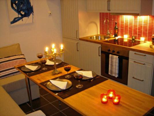 Övrig - modern kök + bäddsoffa 160 cm
