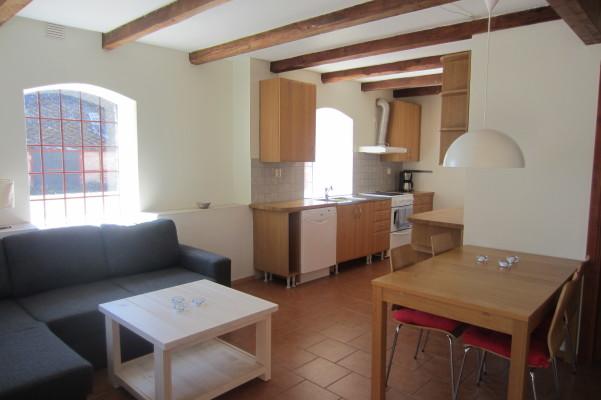 Vardagsrum - Vardagsrum och kök.