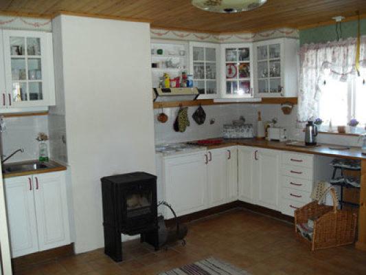 Kök - Fullt utrustat kök.
