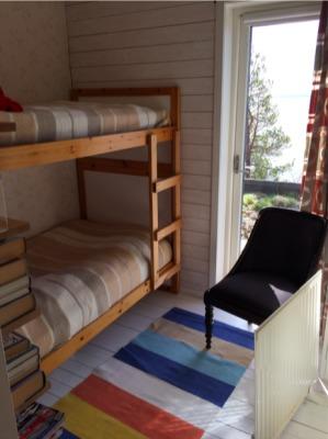 sleeping room - Muskö Snappudd