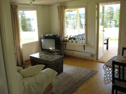 Vardagsrum - allrum med tv