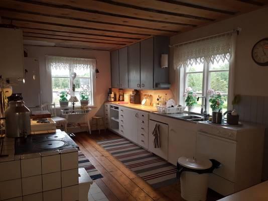 Kök - Lantligt gammalt kök