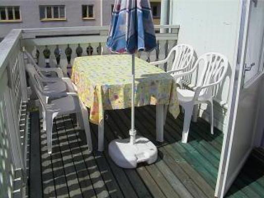 Övrig - balkong