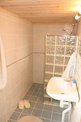 Övrig - dusch och toalett