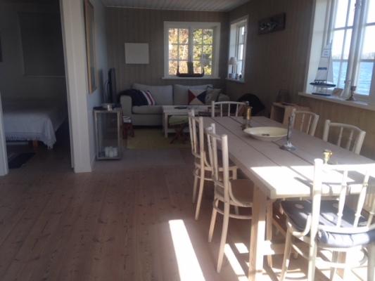 In house - Kristoffers Strandtomt