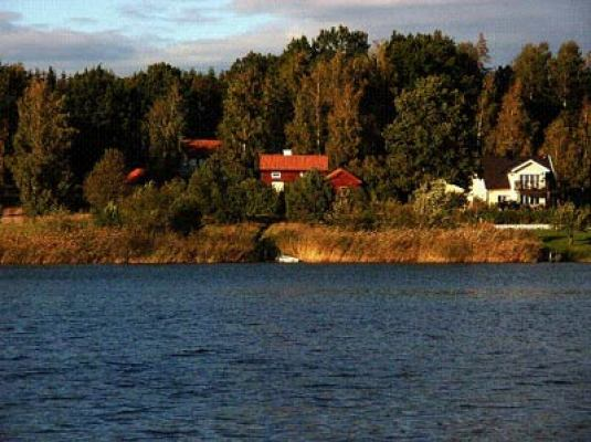 Omgivning - från sjön