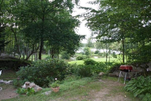 Utomhus - Utsikt från framsidan