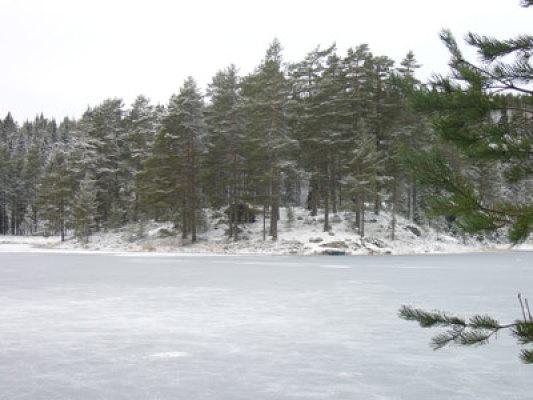 Övrig - Sjön vintertid