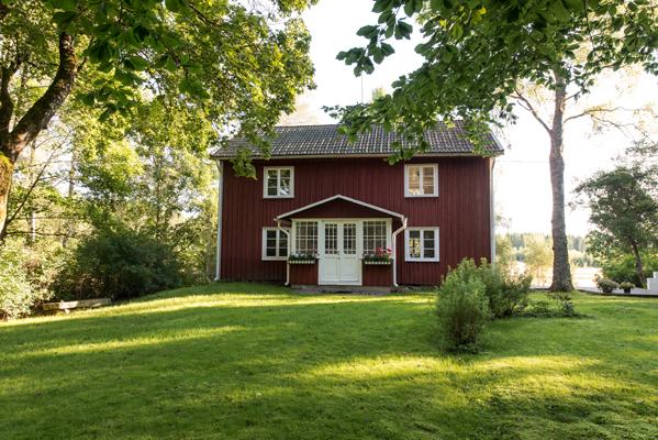 Ansicht Sommer - Das Ferienhaus