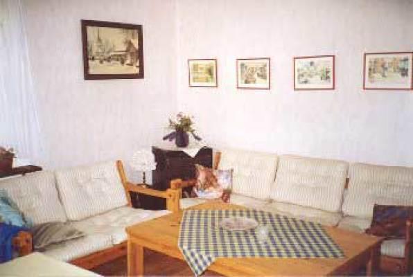 Vardagsrum - soffa i vardagsrum
