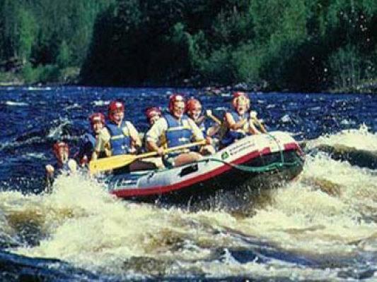 Övrig - kanotfärd - utflyktsmål -