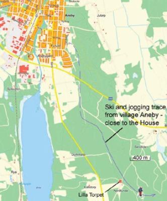 Area info -