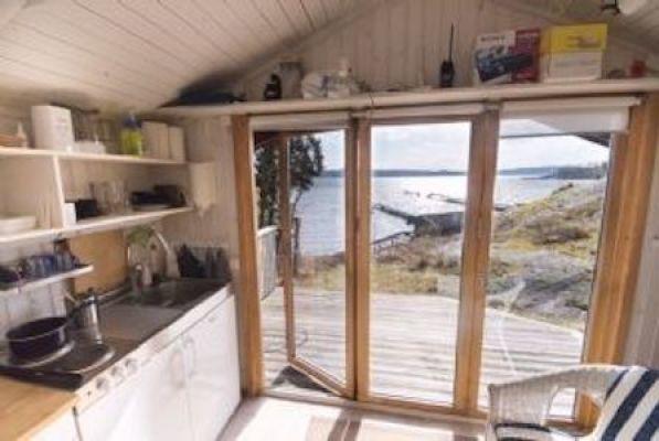kitchen - Sjötomt Gullmarsfjorden