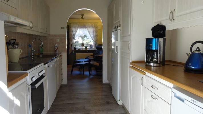Küche - Villa Ankarsrum