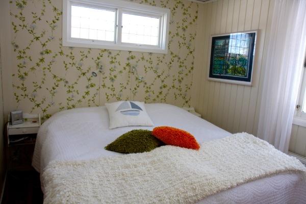 Sovrum - Harmoniskt sovrum!