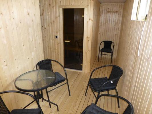 Övrig - Relaxrum med dusch och bastu