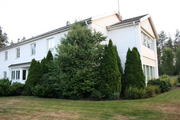 På sommaren - Exteriörbild av huset
