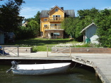 "Flat Sweden, Stockholm, 185 31 Vaxholm: ""Holiday apartment by the sea on Vaxholm"""