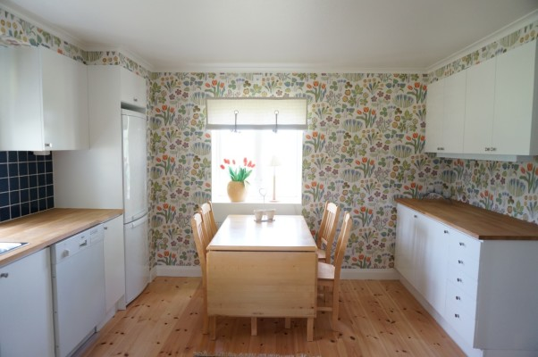 Kök - kök med matbord