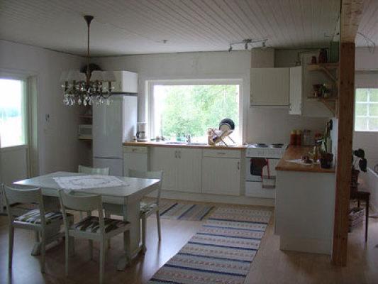 Övrig - köket i en av lägenheterna