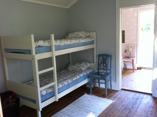 Sovrum - Sovrum med våningssäng