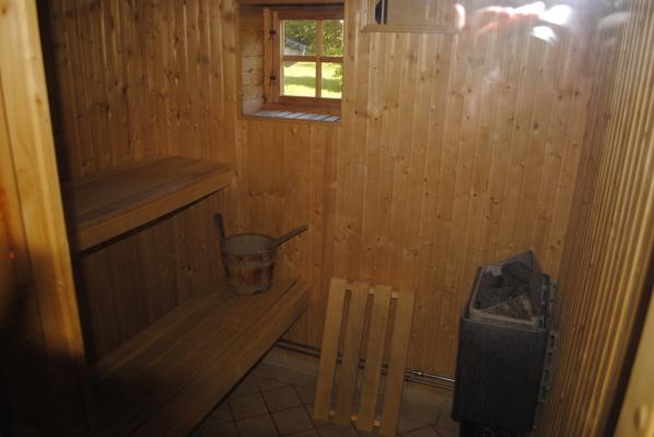 Övrig - bastu/sauna