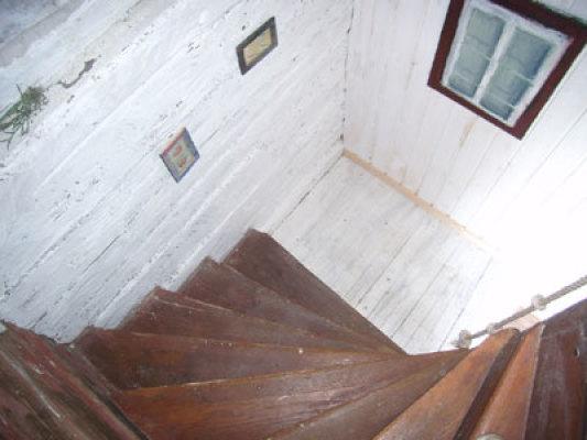 Övrig - trappan upp