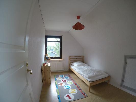 sleeping room - Villa Ankarsrum