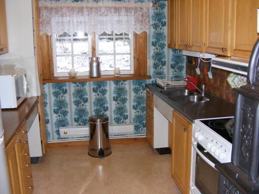 Kök - Köket är fullt utrustat för minst 8 personer.
