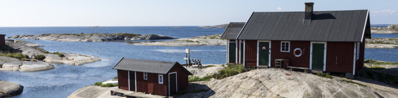 Holiday houses in Sweden