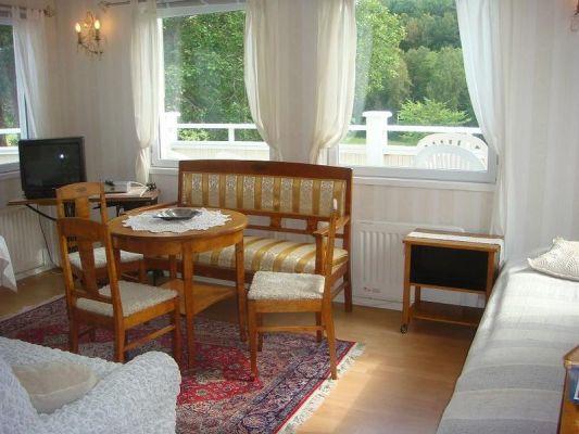 Wohnzimmer - Apartment Rosen 23