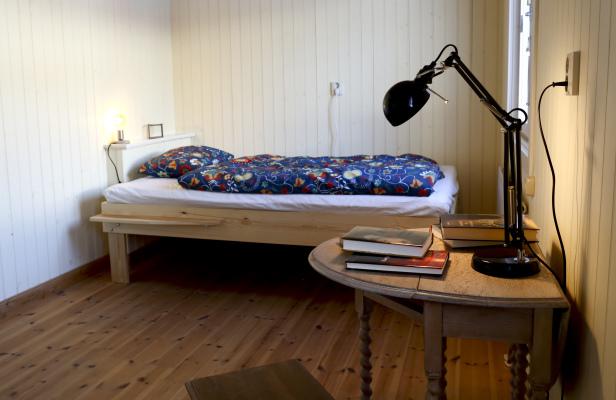 Sovrum - sovrum med 2 sängar